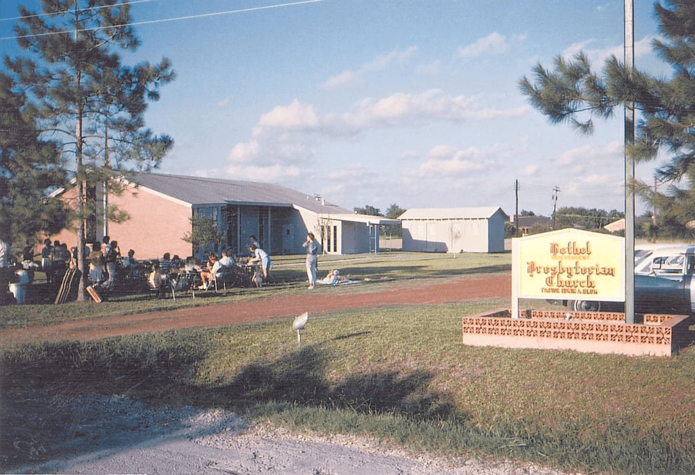 Bethel Church in 1962.
